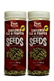 #8: True Elements Roasted Blend of Pumpkin, Sunflower and Flax 250gm (Pack of 2)