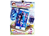 #3: Angel Impex 3D Smart Mobile Phone With Charactors Having Batteries Operated For Kids
