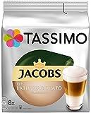 Tassimo Jacobs Typ Latte Macchiato Classico, 5er Pack Kaffeespezialität T Discs (5 x 8 Getränke)