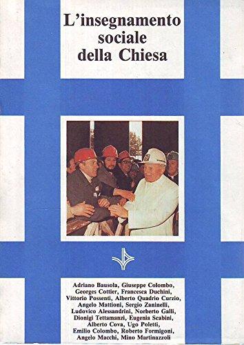 l-linsegnamento-sociale-della-chiesa-le-api-vita-pensiero-1988-b-zcs98