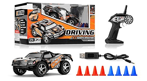 Wltoys L939 2.4GHz 5 Kanal High-Speed Fernbedienung Auto Shockwave Skala