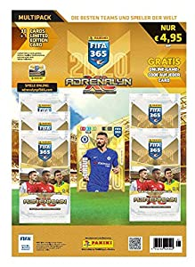 Panini 804955 Adrenalyn XL - Juego de Cartas coleccionables (5 Unidades, 6 Cartas por Paquete), Multicolor