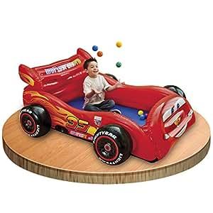 """Intex 48668NP Aire de jeu """"Ball Pit"""" Disney Cars"""