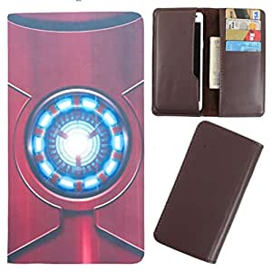 DooDa - For Sony Xperia GO PU Leather Designer Fashionable Fancy Case Cover Pouch With Card & Cash Slots & Smooth Inner Velvet