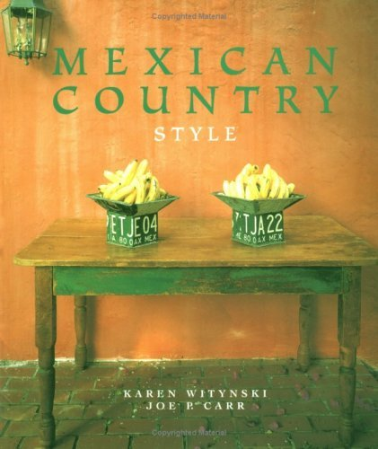 Mexican Country Style (English Edition)