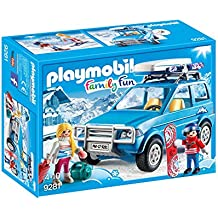 Playmobil - Coche, color azul (9281)