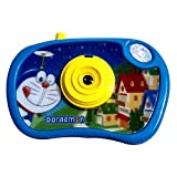 ISRE 2 in 1 Projector and Camera cartoon characters (BLUE)