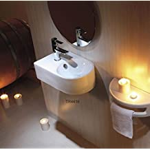 Suchergebnis auf Amazon.de für: kleines waschbecken gäste wc | {Waschbecken rund gäste wc 56}