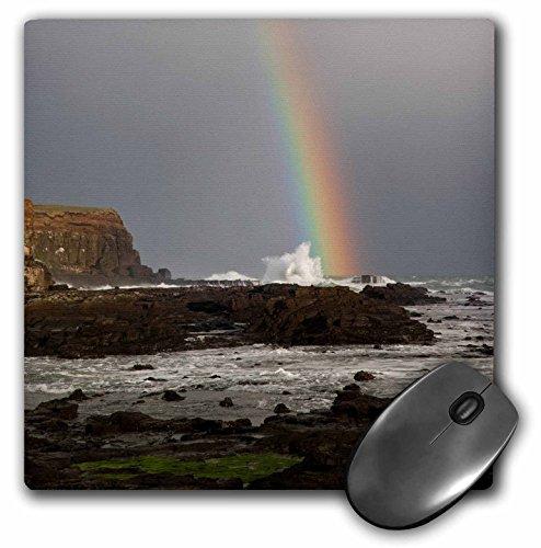 Preisvergleich Produktbild Danita Delimont - Jaynes Gallery - Rainbow - New Zealand, South Island. A rainbow arcs over Curio Bay. - MousePad (mp_188348_1)