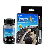 #3: Headz Up Hairfall Therapy For Men - 30 Tabs