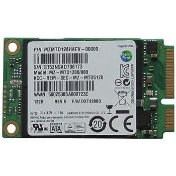 MZ-MTD1280//000 Samsung 128GB mSATA SSD Solid State Drive MZMTD128HAFV-00000