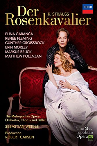 Richard Strauss – Der Rosenkavalier