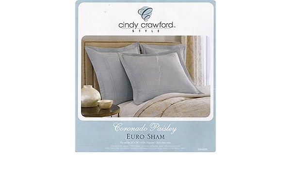 European Pillow Sham Coronado Paisley