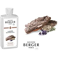 LAMPE BERGER - Bois Sauvage/Wild Wood/Edles Holz - Raumduft - Nachfüllflasche - 500 ml preisvergleich bei billige-tabletten.eu