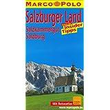 Marco Polo Reiseführer Salzburger Land, Salzkammergut, Salzburg