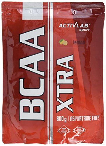 Activlab, BCAA Xtra, Zitrone, 1er Pack (1x 800g)