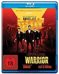Warrior - Die komplette 1. Staffel [Blu-ray]