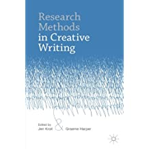 Research Methods in Creative Writing