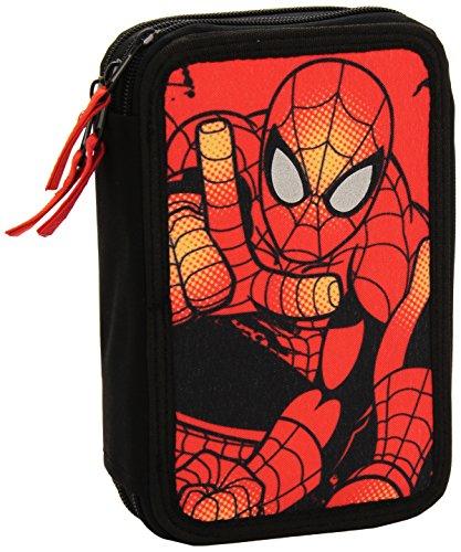 Marvel Spiderman Trousse à Crayons 43pièces