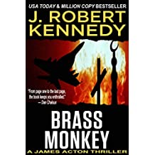 Brass Monkey (A James Acton Thriller, Book #2) (James Acton Thrillers) (English Edition)