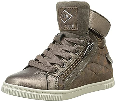 PLDM by Palladium Veleda Got Leo, Sneakers Hautes Filles, Marron
