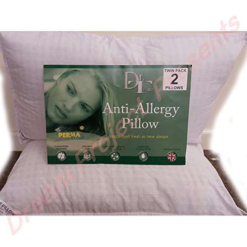 new-dr-twiner-pair-anti-allergy-perma-fresh-anti-bacterial-support-pillows-one-pair