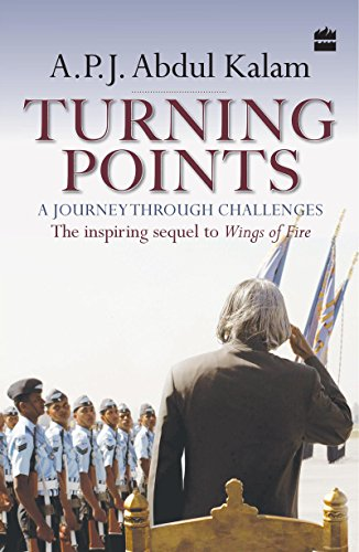 Turning Points: A Journey Through Challenges price comparison at Flipkart, Amazon, Crossword, Uread, Bookadda, Landmark, Homeshop18