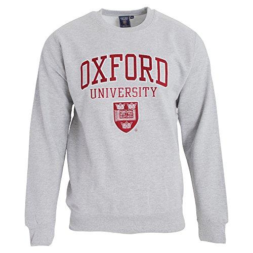 Oxford University Unisex Sweatshirt (M) (Grau) -