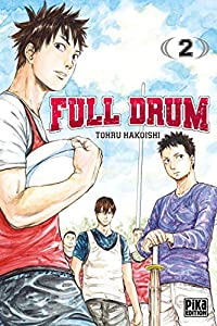 Full Drum Edition simple Tome 2