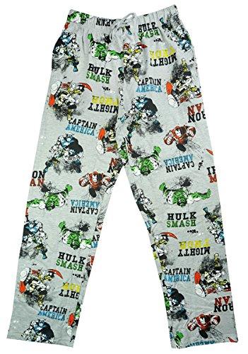 Get Wivvit Mens Official Star Wars Justice League Avengers Superhero Lounge Pants Sizes S M L XL