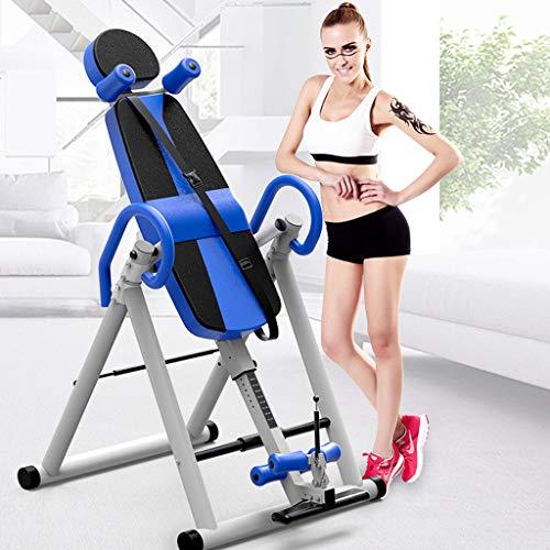 T-inversionsgerät Umgekehrter Tisch, Perfekt ausbalancierter Schwerkrafttrainer, maximales Benutzergewicht 135 Kg, Verbesserte Rückenschmerzen und Körperhaltung