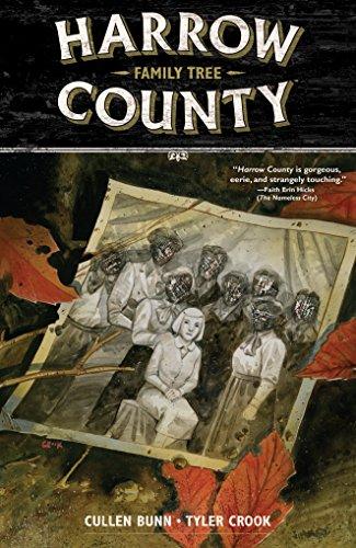 Harrow County Volume 4: Family Tree (Tree Family Halloween)