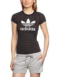 adidas - Camiseta de running para mujer