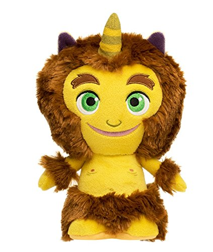 Funko 32177 Supercute Plushies: Big Mouth: Hormone Monster, Multi