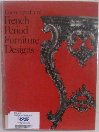 Descargar Libro Encyclopaedia of French Period Furniture Designs de Jose Claret Rubira