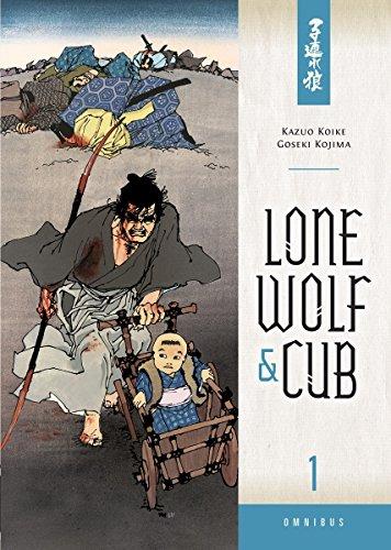 Lone Wolf and Cub Omnibus Volume 1 (Lone Wolf & Cub Omnibus)
