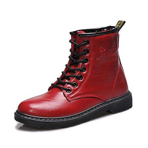 L'Europe et les États-Unis Martin bottes bottes de l'automne et l'hiver la mode bottes bottes de neige chaussures chaudes