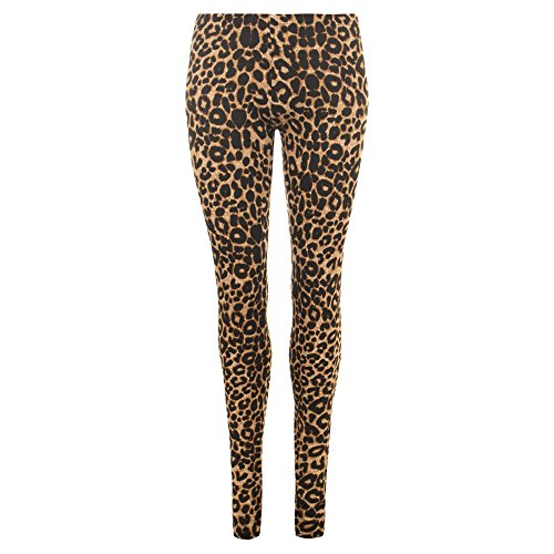 Women's Skinny Leopard Print Leggings