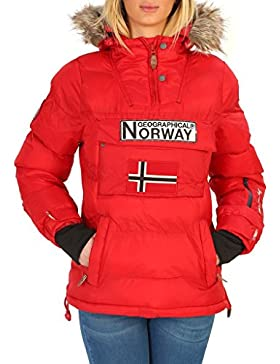 Geographical Norway Anson_woman Chaquetas Mujer