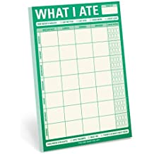 Knock Knock What I Ate Note Pad by Knock Knock(2014-01-01)