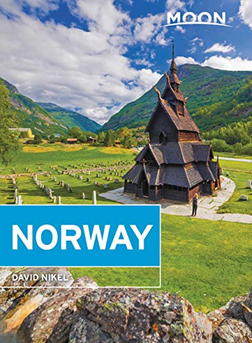 Moon Norway Travel Guide English Edition