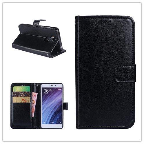 Funda® Flip Brieftasche Hülle für Homtom S8 (Muster 2)