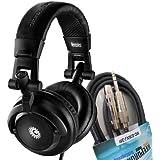 Hercules HDP DJ M 40.1CASQUE keepdrum MC 036X en Y 3m rallonge de câble gratuit.