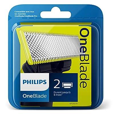 Philips OneBlade QP220/50 Replaceable Blade, 2-Piece from Koninklijke Philips N.V.