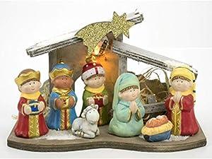 Gerimport Nacimiento Belén Navidad Infantil