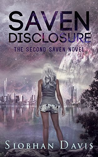 ebook: Saven Disclosure (The Saven Series Book 2) (B01AX32WFE)