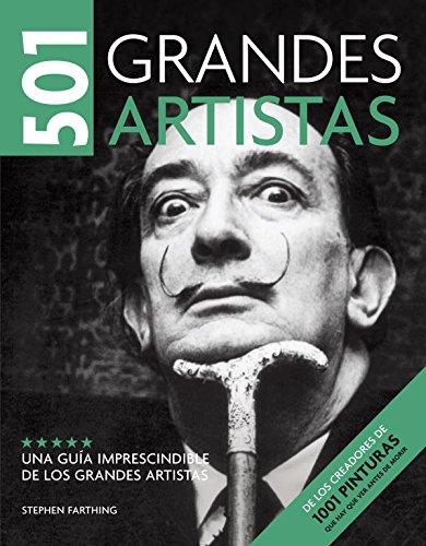 Descargar Libro 501 grandes artistas (OCIO Y ENTRETENIMIENTO) de Stephen Farthing