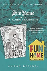 Fun Home: A Family Tragicomic (Turtleback School & Library Binding Edition) by Alison Bechdel (2007-06-05)
