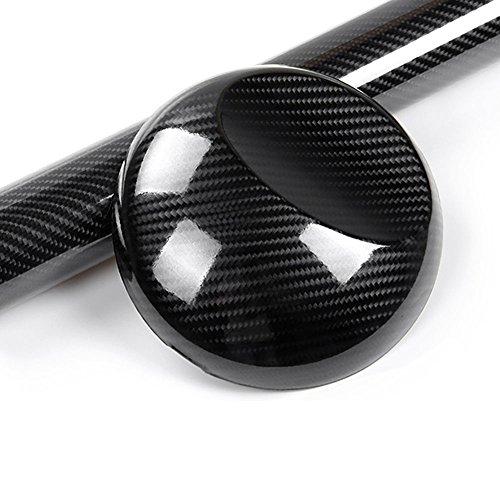 21,68€/m² Autofolie 5 D Hochglanz Carbon Schwarz 30cm x 152 cm Luftkanalkleber