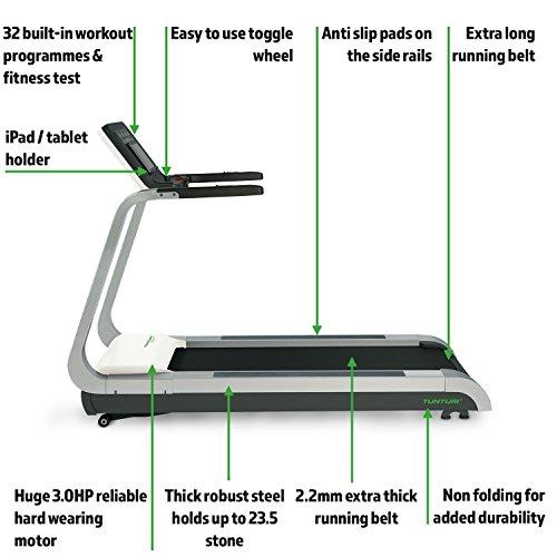 Tunturi Pure Run – Treadmills